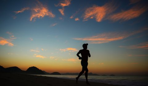 Running - the mother of all cardio options